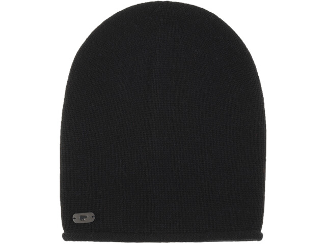 Eisbär Soft Oversized Hattu Miehet, black